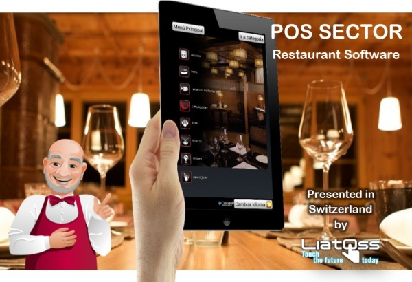 POS Sector - Restaurant Solution