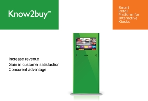 Know2Buy - Smart Reatil Platform
